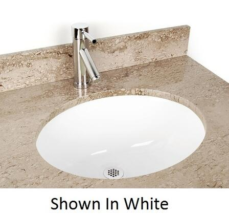 D'Vontz DV-H109XUM Large Oval China Bathroom Sink With Traditional look, 77% Recycled Copper, 99% Pure Copper & In