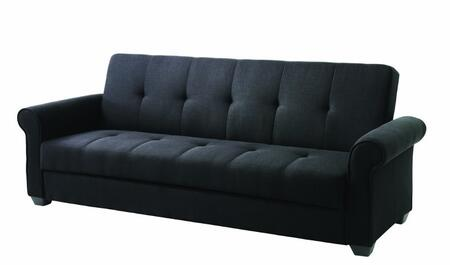 Glory Furniture G165S Buxton Series Convertible Fabric Sofa