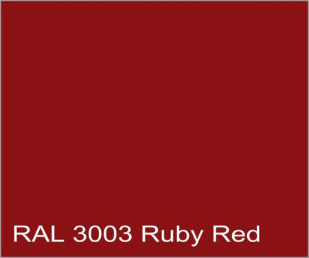 RAL3003 - Ruby Red