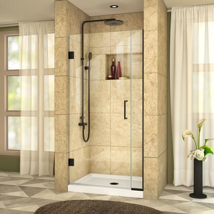 UnidoorPlus Shower Door 39 30D 6P 09