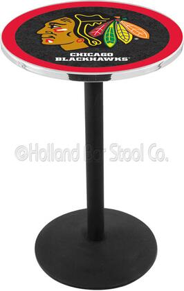 Holland Bar Stool L214B42CHIHWKB