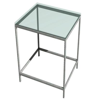 Tag 1282002333 SoHo Series Contemporary Square End Table