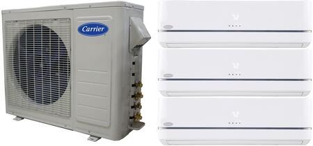 Carrier 701101 Performance Triple-Zone Mini Split Air Condit