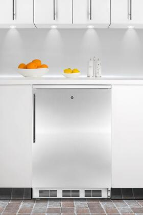 Summit FS62LBISSHV  Counter Depth Freezer with 3.2 cu. ft. Capacity