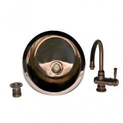 Opella 14107STG265 Bar Sink
