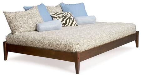 Atlantic Furniture CONCORDOFTWINES Concord Series  Twin Size Bed