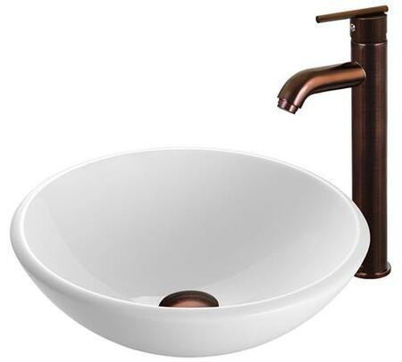 Vigo VGT202 Oil Rubbed Bronze Bath Sink