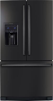 Electrolux EI27BS26JB IQ-Touch Series  French Door Refrigerator with 26.7 cu. ft. Total Capacity 4 Glass Shelves