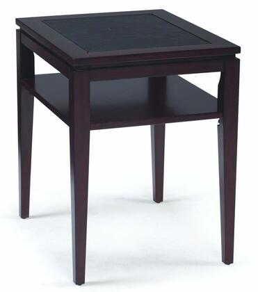 Magnussen T150803 Micah Series  Rectangular End Table