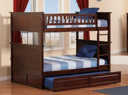 Atlantic Furniture AB59534  Full Size Bunk Bed
