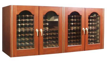 "Vinotemp VINO400CREDPROFW 88"" Wine Cooler"