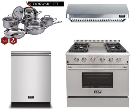 Kucht 810583 Kitchen Appliance Packages