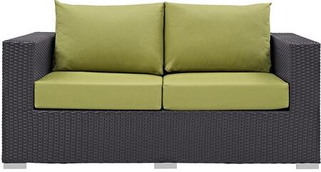 Modway EEI1907EXPPER  Patio Love Seat
