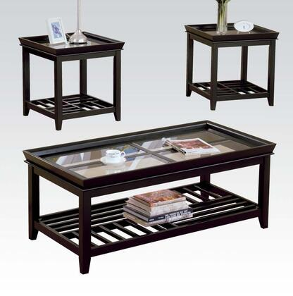 Acme Furniture 06362 Contemporary Living Room Table Set