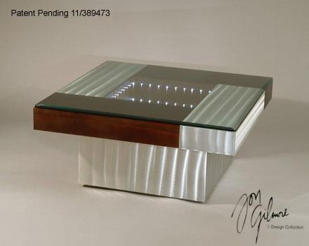 Nova IFT3616B Contemporary Table