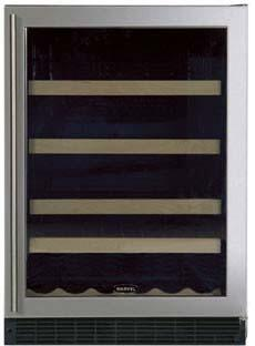 "Marvel 6SWCEBDL 23.875"" Built-In Wine Cooler"