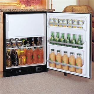 Marvel 6CIMWWOL  Panel Ready Built In Ice Maker with 2 lb. Daily Ice Production, 5 lb. Ice Storage