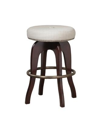 Powell 14B8045 Backless Stool in Java