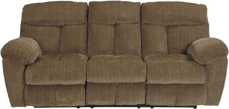 Signature Design by Ashley 9790388 Hector Series Reclining Fabric Sofa
