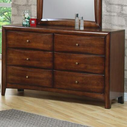 Coaster 400283 Hillary and Scottsdale Series Childrens Wood Dresser