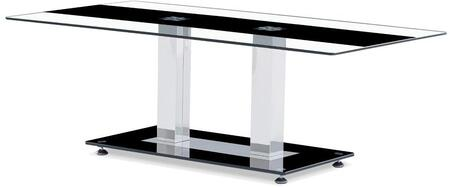 Global Furniture USA T2108C Modern Table