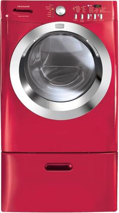 Frigidaire FAFW3574KR Affinity Series 3.5 cu. ft. Front Load Washer, in Red