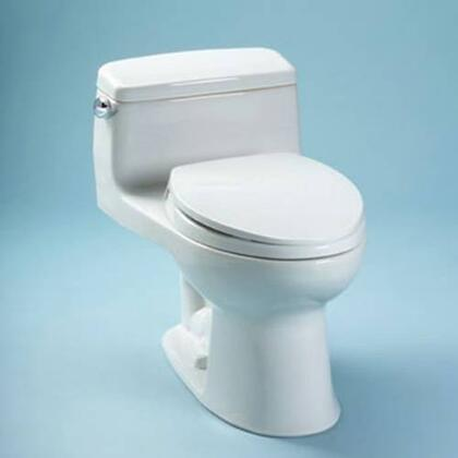 Toto MS864114E#12 Ecopower Suprme 1pc Toilet