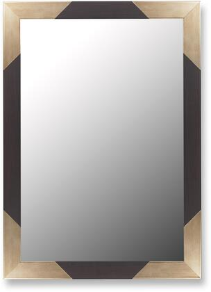 Hitchcock Butterfield 259300 Cameo Series Rectangular Both Wall Mirror