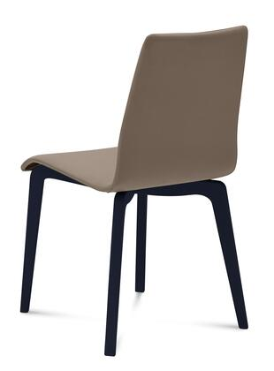 Domitalia JUDESLSFLAS7J Jude-L Chair with Anthracite Frame