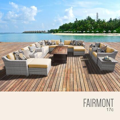 FAIRMONT 17c SESAME