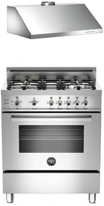 Bertazzoni 714866 Master Kitchen Appliance Packages