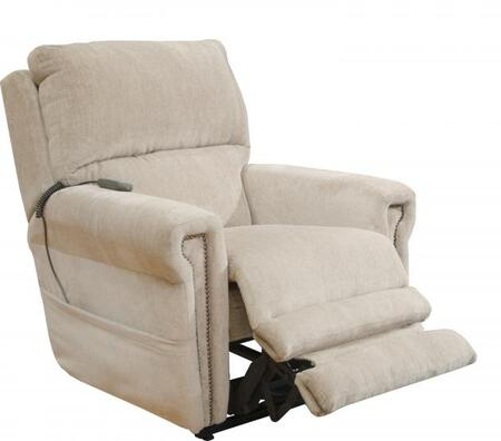 Catnapper 764862172416 Warner Series Chenille Metal Frame  Recliners