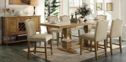 Coaster 1037188PC Parkins Dining Room Sets