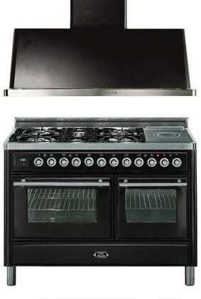 Ilve 721484 Majestic Techno Kitchen Appliance Packages