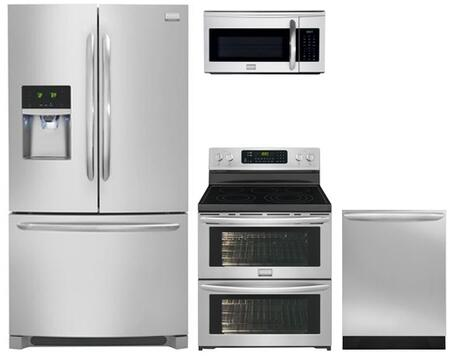 Frigidaire 771205 Gallery Kitchen Appliance Packages