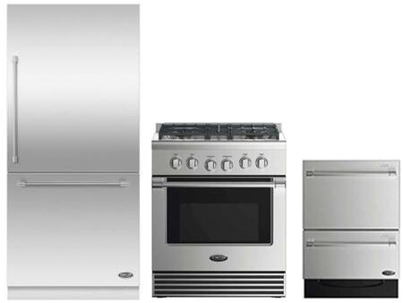 DCS 736330 Kitchen Appliance Packages