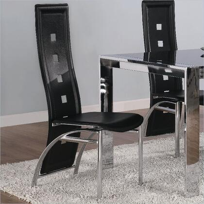 Coaster 120282 Broward Series Contemporary  Dining Room Chair