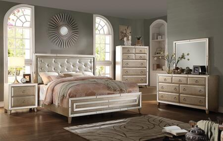 Acme Furniture 21000Q5PC Voeville Queen Bedroom Sets
