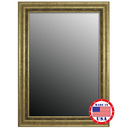 Hitchcock Butterfield 80590X 2nd Look Andelusian Silver Classic Framed Wall Mirror