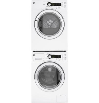 Ge Dcvh480ekww 24 Inch Electric Dryer With 4 0 Cu Ft