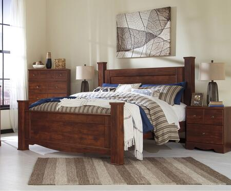 Signature Design by Ashley B265KPSBBEDROOMSET Brittberg King