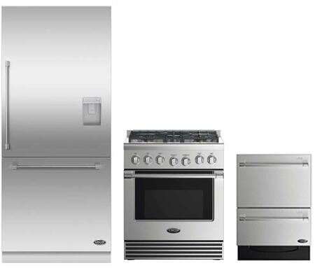 DCS 736291 Kitchen Appliance Packages