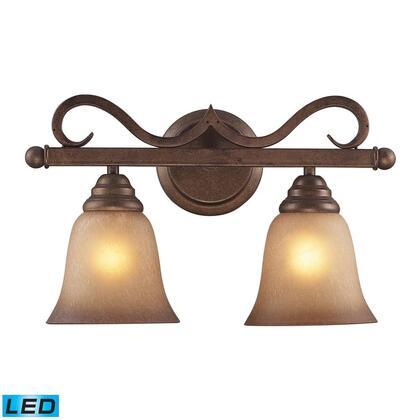 0003999 elk lighting 9321 2 LED.