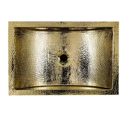 Nantucket TRB2416OF Brass Bath Sink