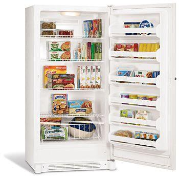 Crosley CFUM14LW  Freezer with 14.1 cu. ft. Capacity in White