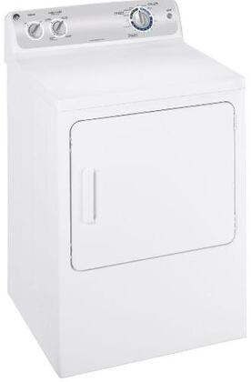 GE GTDX300EMWS  Electric Dryer, in White