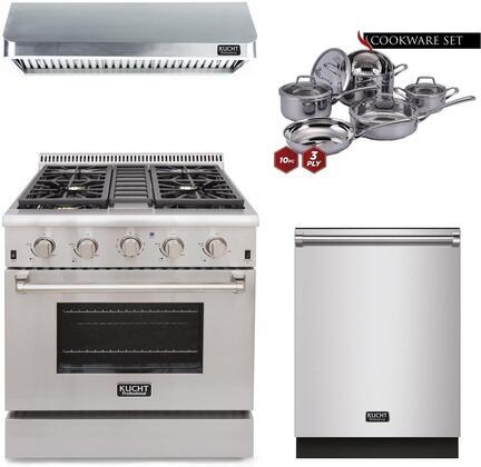 Kucht 810580 Kitchen Appliance Packages
