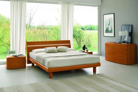 VIG Furniture BASICBEDK  King Size Platform Bed