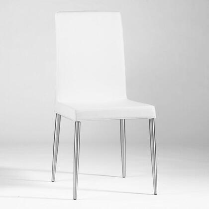 Chintaly DAWNSCWHT Dawn Series  Dining Room Chair