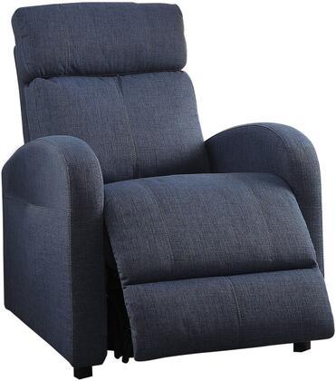 Acme Furniture 59347 Concha Series Fabric  Recliners